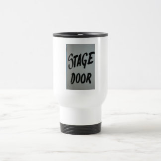 Stage Door Beverage Cup Stainless Steel Travel Mug