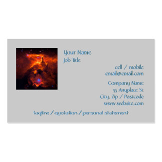 Star Cluster Pismis 24, core of NGC 6357 Pack Of Standard Business Cards