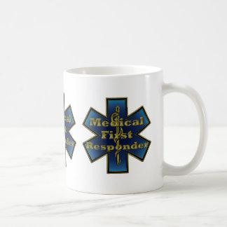 Star of Life - Medical First Responder Mug