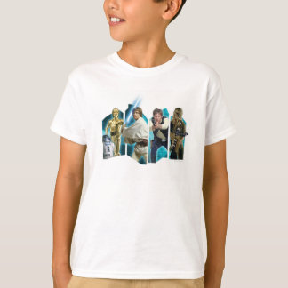 Star Wars Group B T-shirts