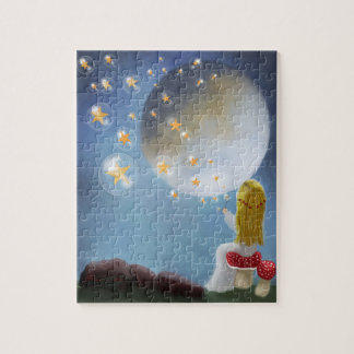 Starry Bubbles by Sannel Larson Jigsaw Puzzles