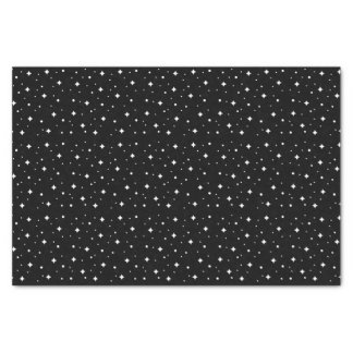 """Starry Night with DIY Background Color 10"""" X 15"""" Tissue Paper"""