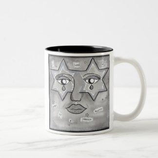 Starship Trooper Two-Tone Mug