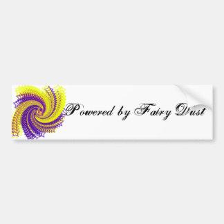 Starz, Powered by Fairy Dust Bumper Sticker