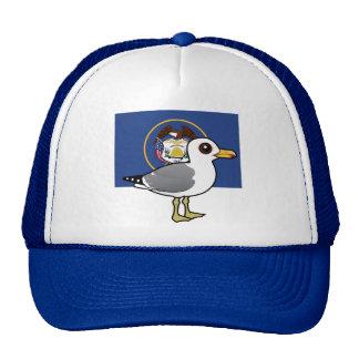 State Birdorable of Utah: California Gull Cap