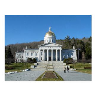 State House Postcard