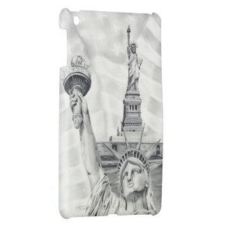 Statue of Liberty iPad Mini Case