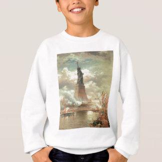 Statue of Liberty, New York circa 1800's T-shirts