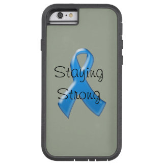 """""""Staying Strong"""" Cell Phone Case Prostate Cancer"""