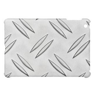 Steel checker plate iPad mini covers