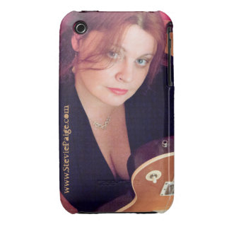 Stevie Paige iPhone 3 Cover