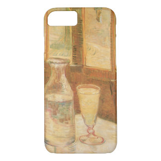 Still Life with Absinthe by Vincent van Gogh iPhone 7 Case