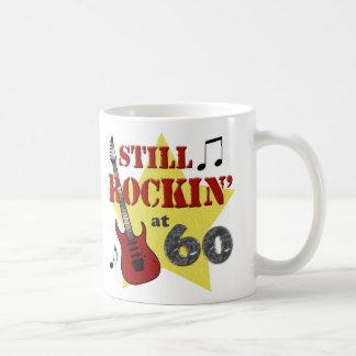 Still Rockin' At 60 Basic White Mug