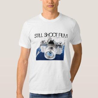 STILL SHOOT FILM TEE SHIRT