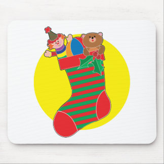 Stocking Mouse Pad