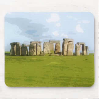 Stonehenge Stone Circle Monument Mouse Pad