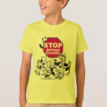 Stop Animal Cruelty Tees