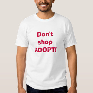Stop puppy Mills! T-shirts