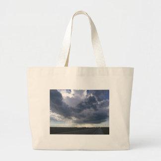 Storm Arms Jumbo Tote Bag