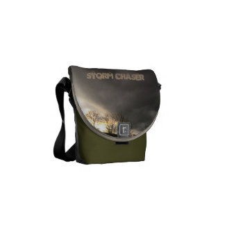 Storm Chaser :Messenger/ Field Bag Courier Bags