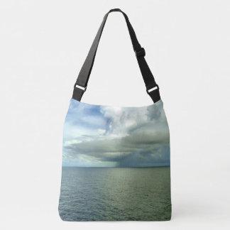 Storm Clouds at Sea Tote Bag