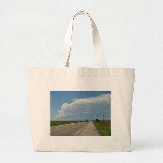 Storm Road Jumbo Tote Bag