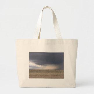 Storm Wedge Jumbo Tote Bag