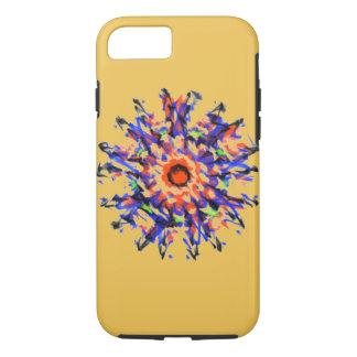Strange awful pattern iPhone 7 case