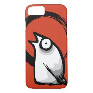Strange Birdie iPhone 7 Case