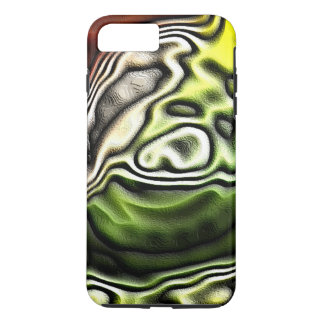 Strange light abstract pattern iPhone 7 plus case