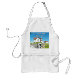 Stratford Point Lighthouse, Connecticut Apron