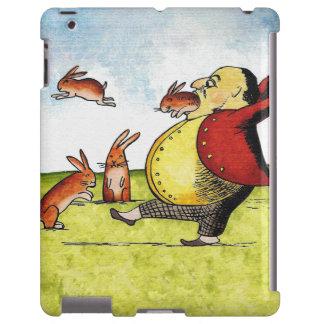 Stray Hares iPad Case