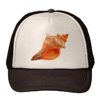 Stripped Fox Cap