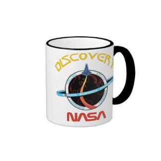 STS 114 Discovery:  Return To Flight Ringer Mug