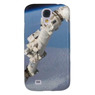 STS-114_Steve_Robinson_on_Canadarm2.jpg Galaxy S4 Case