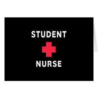 Student Nurse Note Card