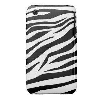 Stunning Zebra Print iPhone 3 Case