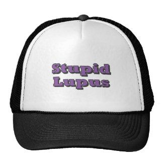 Stupid Lupus Cap