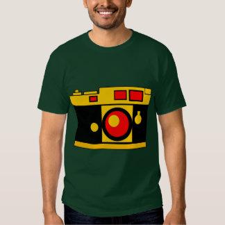 Stylish Camera T-shirt