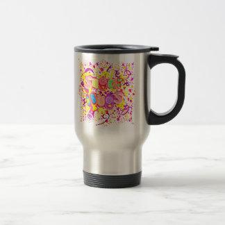 Sugar Bug logo Travel/Commuter Mug
