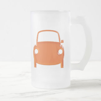 Sugar Bugs Mug..! Frosted Glass Mug