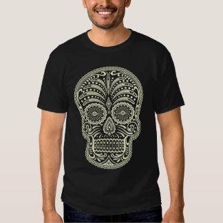Sugar skull men's t-shirt