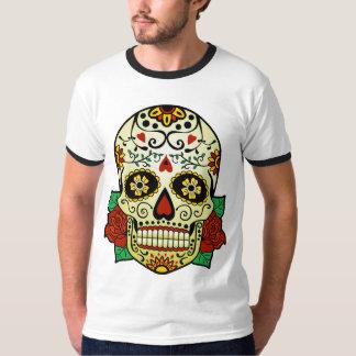 Sugar Skull with Roses Shirt