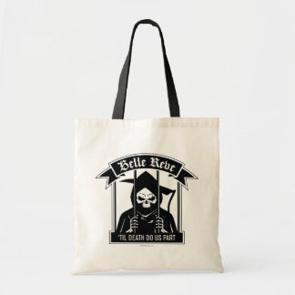 Suicide Squad | Belle Reve Reaper Graphic Budget Tote Bag