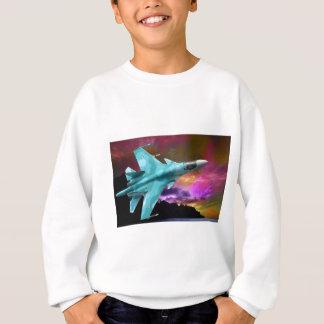 Sukhoi Su-47 (S-37) Berkut Supersonic Jet Fighter T-shirt