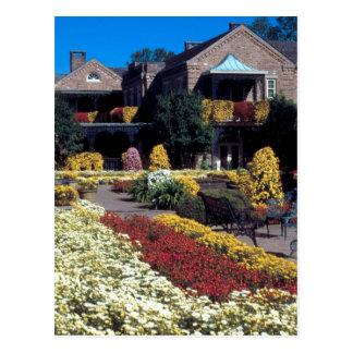 Summary Description Bellingrath Gardens south of M Postcard