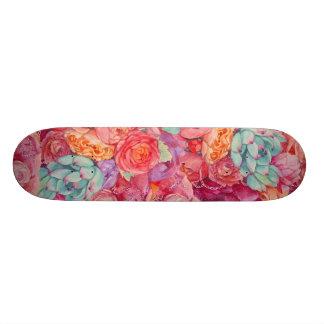 Summer bouquet skate boards