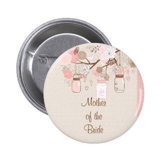 Summer's Dream Bridal Party Pins