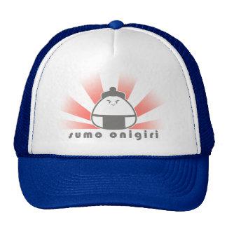 Sumo Onigiri Cap