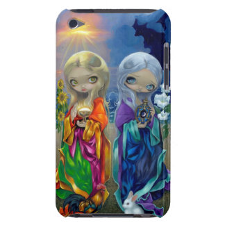 """Sun Child and Moon Child"" iPod Touch Case"
